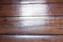 Textura del piso de los tableros de madera - fondo de madera Tablón de madera Foto de archivo libre de regalías