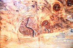 Textura del primer de madera del fondo del modelo Fotos de archivo libres de regalías