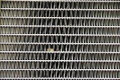 Textura del radiador Foto de archivo libre de regalías