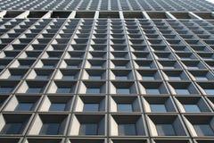 Textura del rascacielos Fotografía de archivo libre de regalías