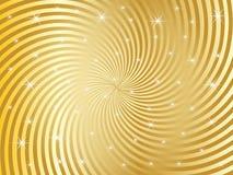 Textura del rayo de sol Imágenes de archivo libres de regalías