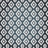Textura del Rhombus en un fondo gris Imagen de archivo