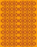 Textura del rojo anaranjado stock de ilustración
