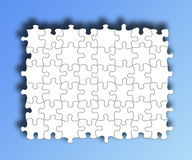 Textura del rompecabezas Foto de archivo libre de regalías
