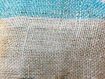 Textura del saco Imágenes de archivo libres de regalías