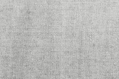 Textura del saco del primer, tela de la arpillera, arpillera aislada en el fondo blanco imágenes de archivo libres de regalías