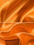 Textura del satén Imágenes de archivo libres de regalías