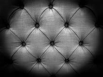 Textura del sofá blanco de la tela imágenes de archivo libres de regalías