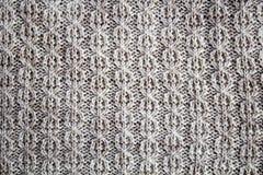 Textura del suéter imagen de archivo libre de regalías