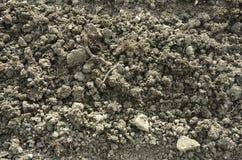 Textura del suelo Imagen de archivo libre de regalías