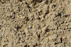 Textura del suelo Foto de archivo libre de regalías