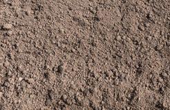 Textura del suelo Fotografía de archivo libre de regalías