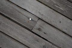 Textura del suelo de madera Foto de archivo libre de regalías