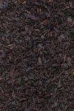 Textura del té negro Fotos de archivo libres de regalías