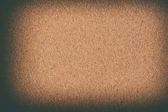 Textura del tablero del corcho Imagen de archivo libre de regalías