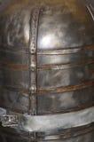 Textura del tanque del metal Foto de archivo libre de regalías