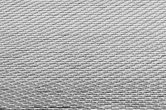 Textura del tejado en blanco y negro Foto de archivo
