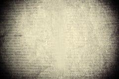 Textura del texto Foto de archivo libre de regalías