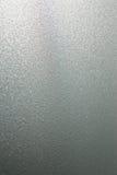 Textura del vidrio helado Fotografía de archivo libre de regalías