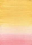 Textura del Watercolour Fotografía de archivo libre de regalías