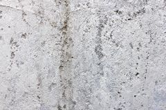 Textura del yeso áspero viejo en la pared fotografía de archivo libre de regalías