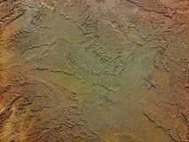 Textura del yeso decorativo para las paredes El multicolor del fondo imagen de archivo