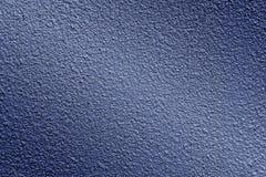 Textura del yeso en azul Fotografía de archivo libre de regalías