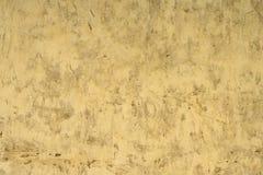 Textura del yeso o del hormig?n decorativo amarillo Fondo abstracto para el dise?o fotos de archivo libres de regalías
