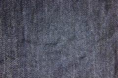Textura descolorada de la tela del dril de algodón Imagen de archivo libre de regalías