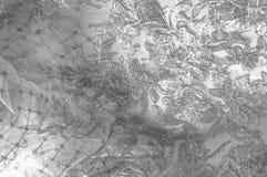 Textura Desenho Fundo Tela de prata do laço Você caiu no lo Fotos de Stock