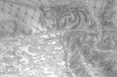 Textura Desenho Fundo Tela de prata do laço Você caiu no lo Imagens de Stock Royalty Free