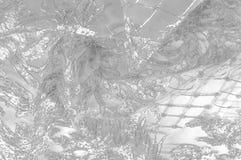 Textura Desenho Fundo Tela de prata do laço Você caiu no lo Fotografia de Stock