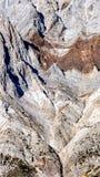 Textura detalhada da montanha Foto de Stock