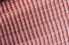 Textura di tessuto Immagini Stock