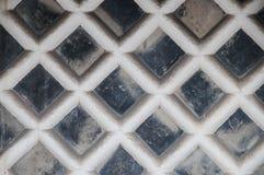 Textura diagonal tradicional japonesa de la pared fotografía de archivo libre de regalías