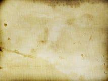 Textura diseñada del papel del grunge Foto de archivo