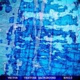 Textura diseñada del papel del grunge Fotos de archivo