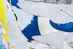 Textura diseñada del papel del grunge, fondo Fotos de archivo libres de regalías