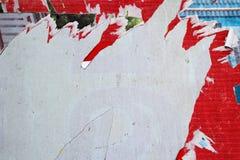 Textura diseñada del papel del grunge, fondo Imagen de archivo libre de regalías