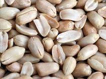 Textura do amendoim Imagem de Stock Royalty Free