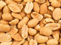 Textura do amendoim Fotos de Stock Royalty Free