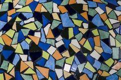 Textura do assoalho de Colorfull Foto de Stock Royalty Free