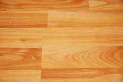 Textura do assoalho de madeira Fotos de Stock