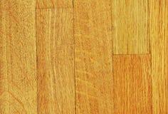 Textura do assoalho de madeira ao ser Imagens de Stock Royalty Free