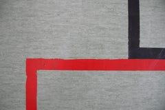 Textura do assoalho do ginásio Foto de Stock