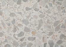 Textura do assoalho do terraço, parede de pedra lustrada do teste padrão e mármore de superfície da cor para o fundo imagens de stock royalty free