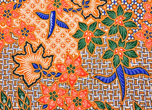 Textura do Batik Imagem de Stock Royalty Free
