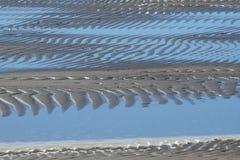 Textura do beira-mar Foto de Stock