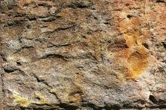 Textura do bloco do Sandstone Foto de Stock Royalty Free