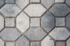 Textura do bloco do tijolo Fotos de Stock Royalty Free